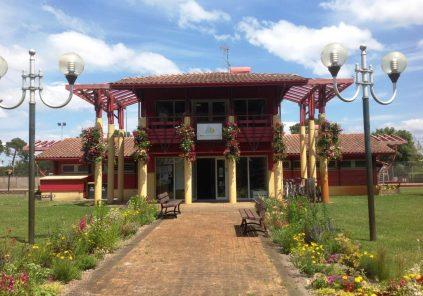 Office de Tourisme Cœur du Bassin d'Arcachon – Bureau d'information de Lanton – Siège social