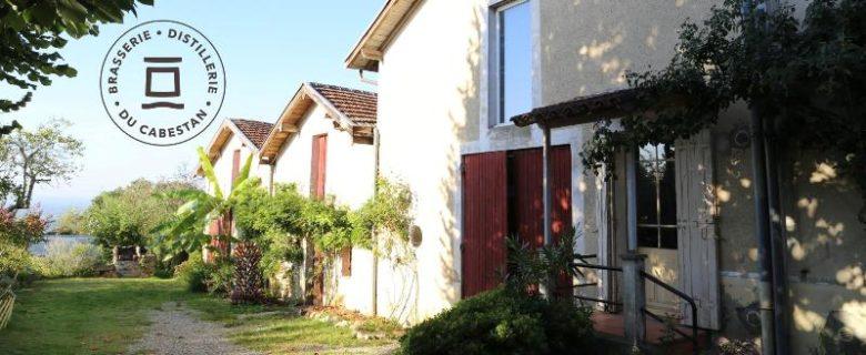 Destination Garonne, Brasserie du Cabestan, Sainte-Croix-Du-Mont