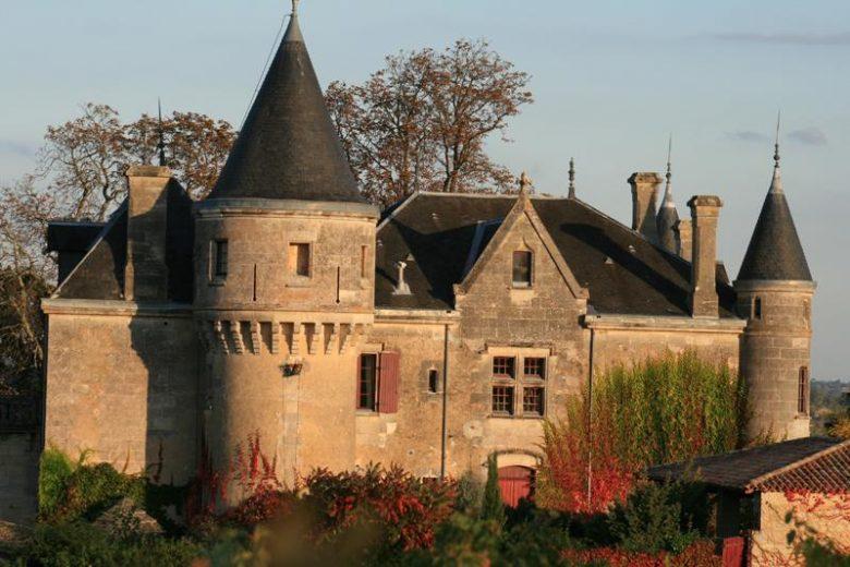 Château de la Grave vin Bourg
