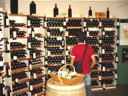 espace boutique des vins