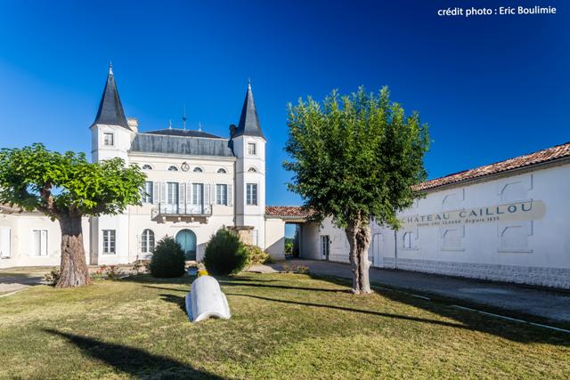 Destination Garonne, Château Caillou, Barsac