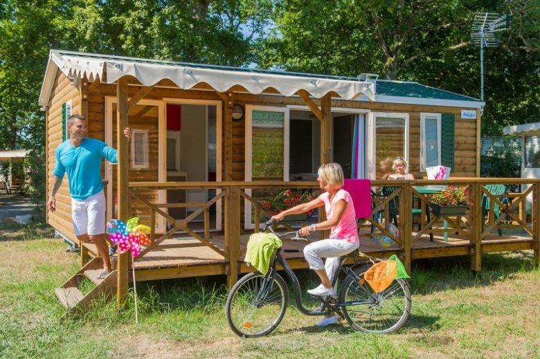 Camping le Roumingue – Bassin d'Arcachon à Lanton