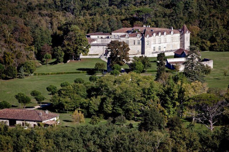 Château de Cazeneuve PRECHAC SUD-GIRONDE