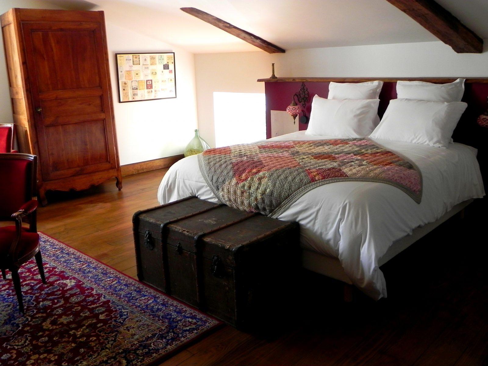 chambre La Bordelaise- Domaine de Garat