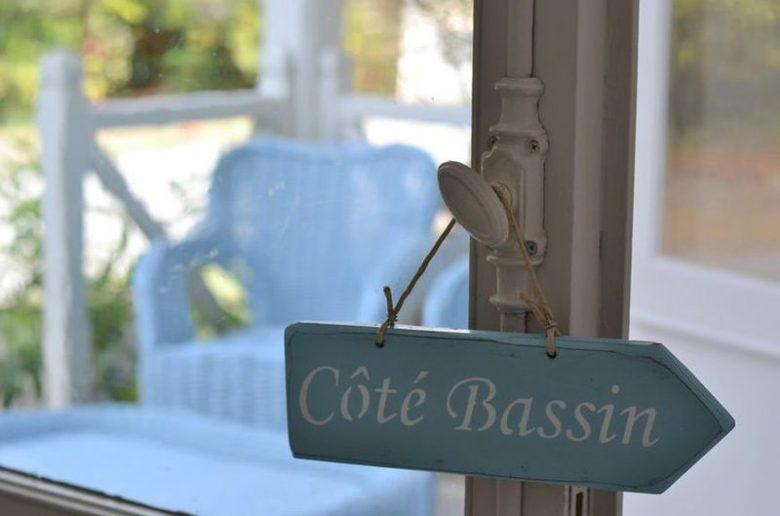 Chambre d'hôtes – Glen-Tara – Bassin d'Arcachon – Lanton