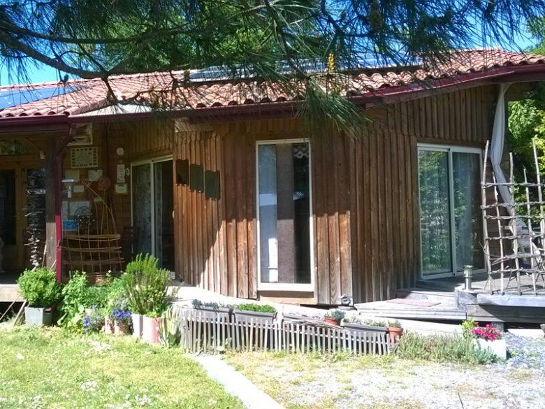 Chambres d'hôtes –  Eco Logis Boïen – Bassin d'Arcachon – Biganos