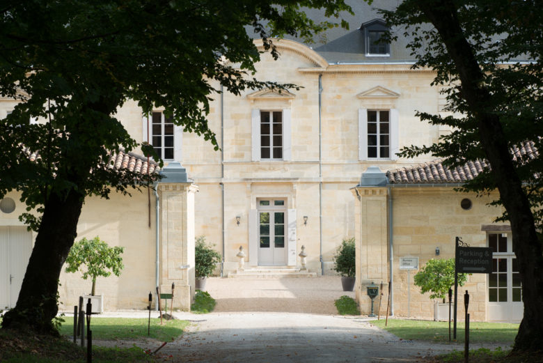 chateau Siaurac all+®e d'honneur