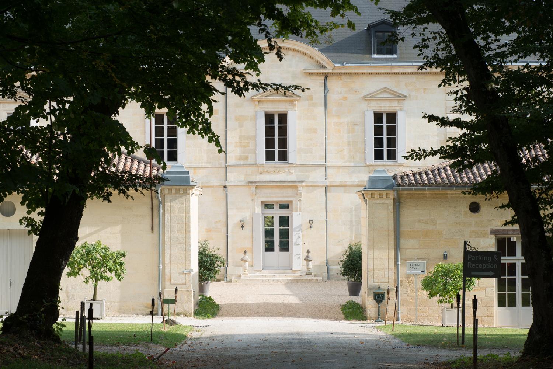 chateau Siaurac all+®e d'honneur