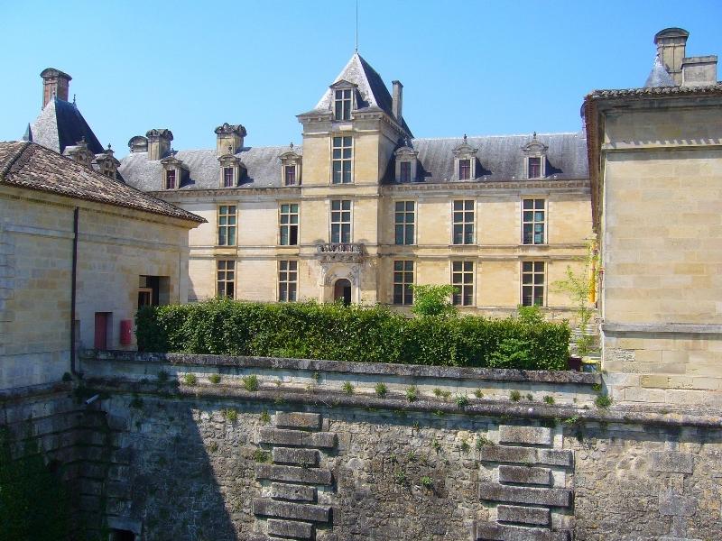 Destination Garonne, Bastide de Cadillac, Château ducal