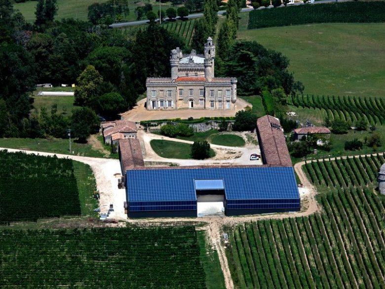 chateau de camarsac-