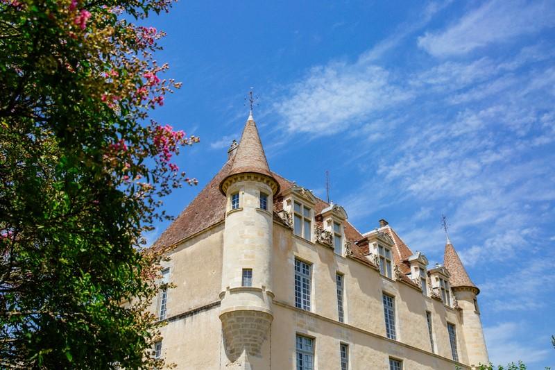 Château du Hamel – CASTETS ET CASTILLON