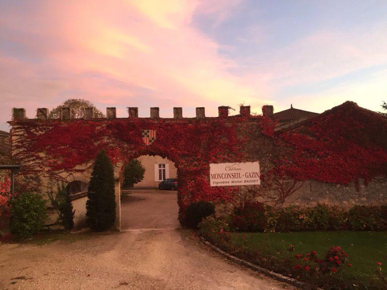 chateau monconseil gazin blaye cotes de bordeaux – crédit Mme Baudet (4)
