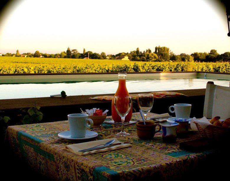 la Table de Château Trillon – SAUTERNES – Sud-Gironde