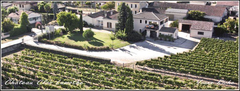 Destination Garonne, Clos Lamothe, Portets