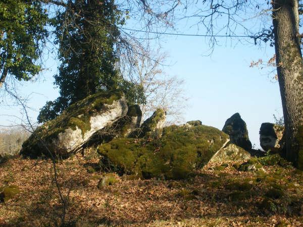 dolmens sabatey bellefond