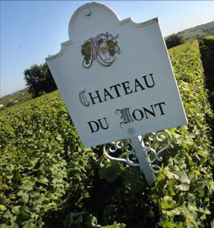 Destination Garonne, Château du Mont, Sainte-Croix-Du-Mont