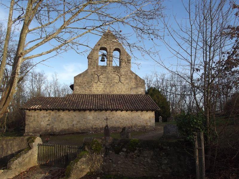 église aillas le vieux