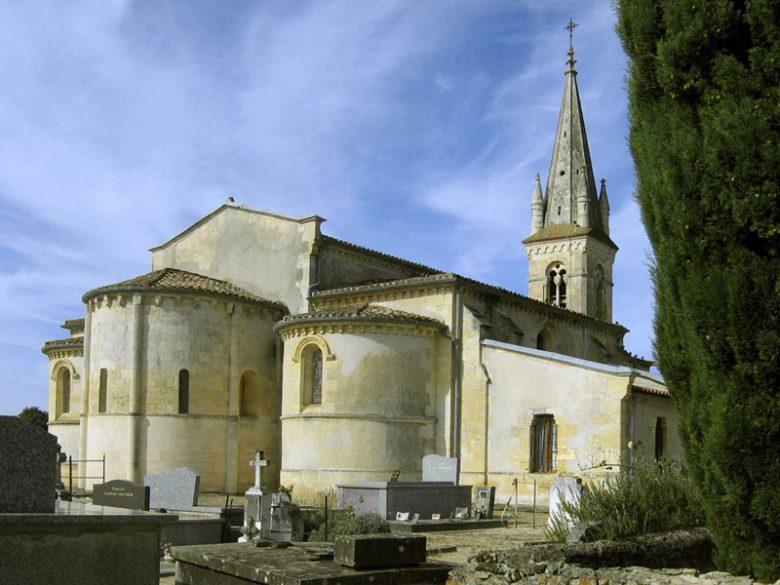 Église de Lanton
