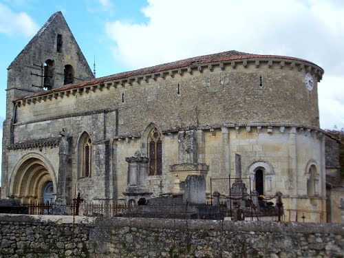 église romagne