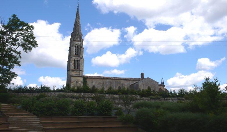 église st pierre saucats 5