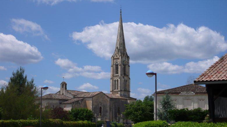 église st pierre saucats 6