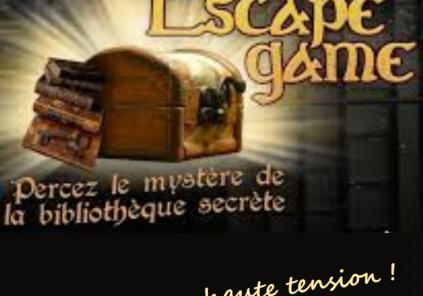 Escape game «blague sous haute tension»