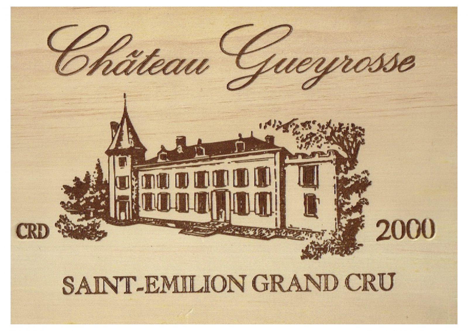 Etampe Château Gueyrosse
