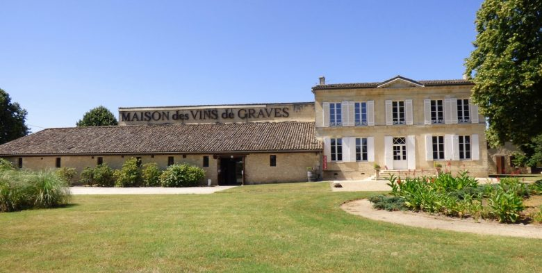 Destination Garonne, Maison des vins de Graves, Podensac