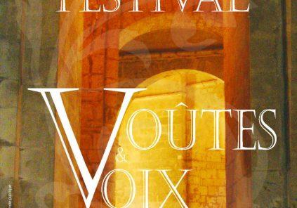 Festival Voûtes & Voix : Voyage, voyages…