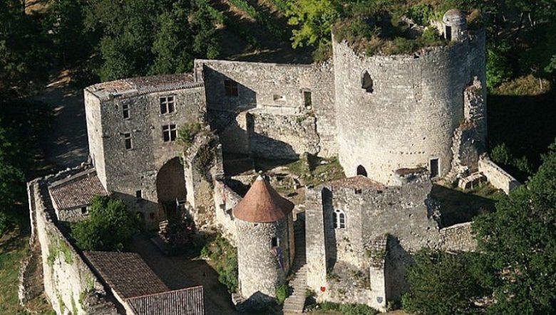 forteresse langoiran