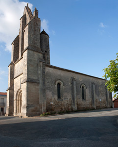 frontenac église