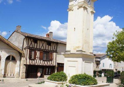 Village ancien de Gensac