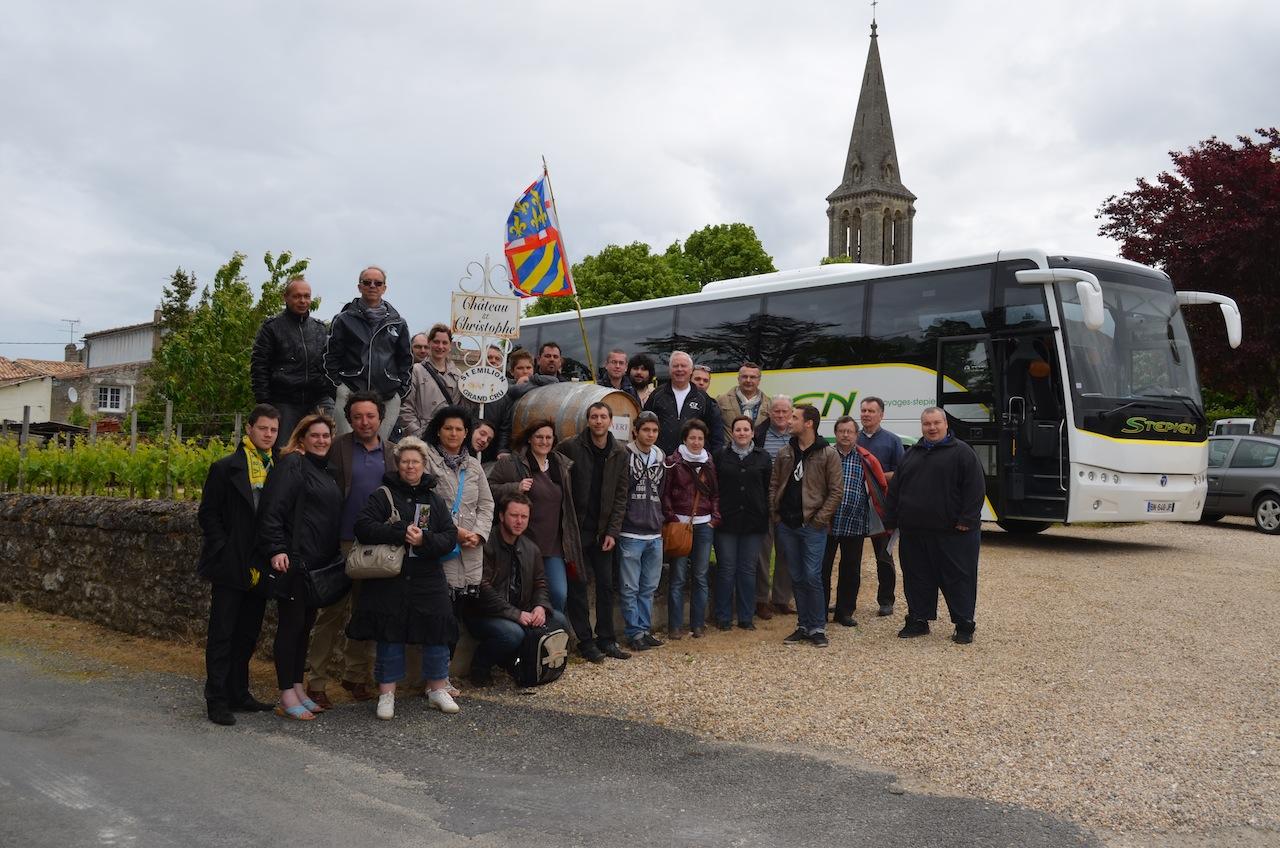 groupes de Bourgogne