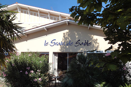 hotel_grain_sable_arès ©Le grain de sable