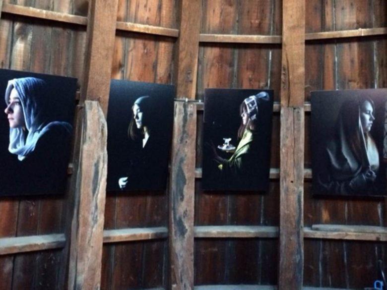 """Exposition 3 """"Lumières flamandes"""""""