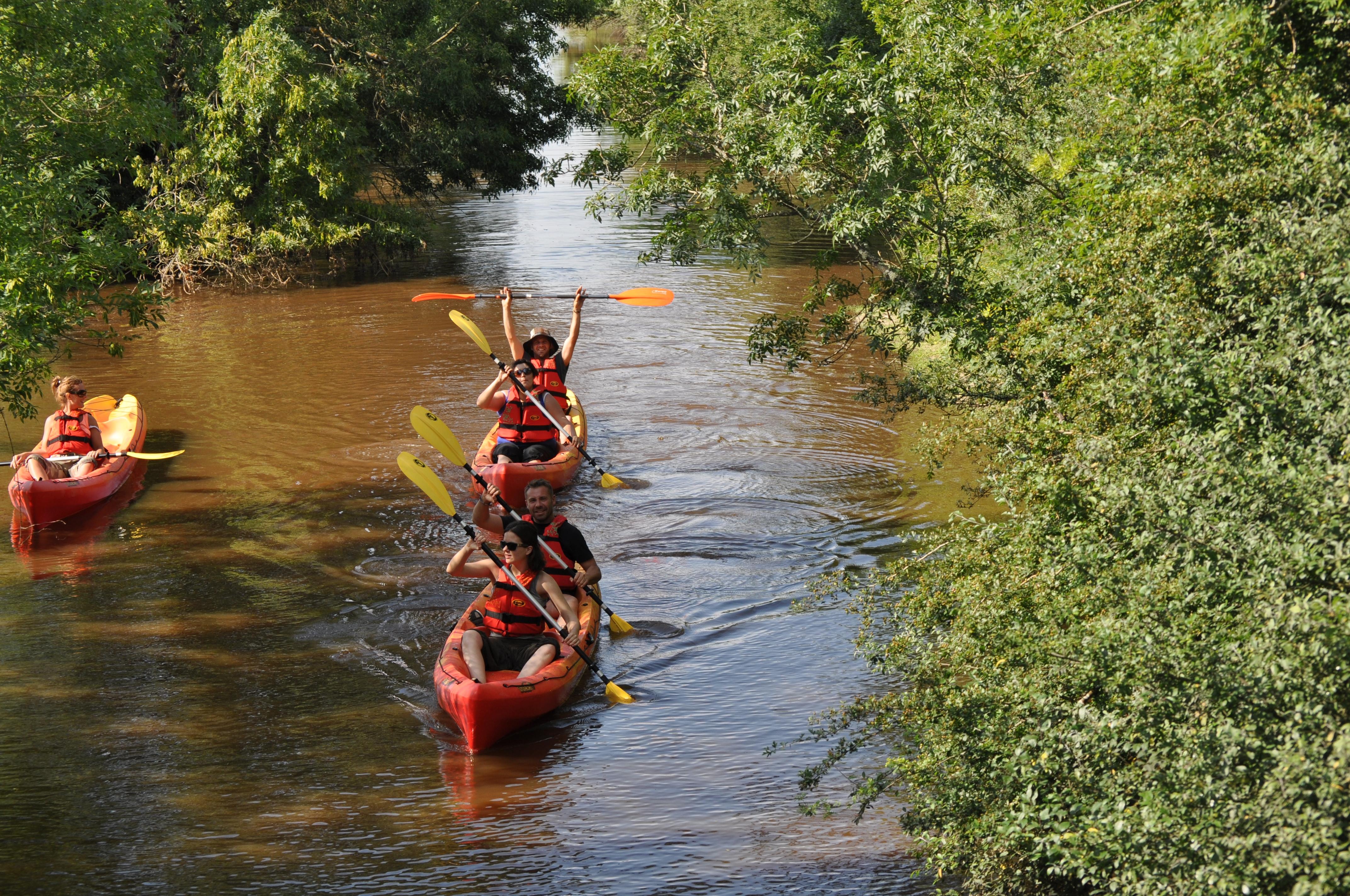 kayak-chenal-du-Gua