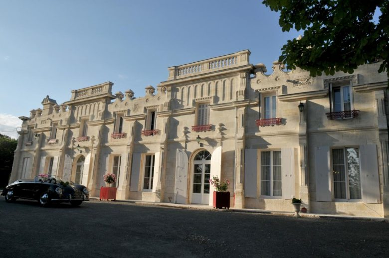 l'escarderie- façade