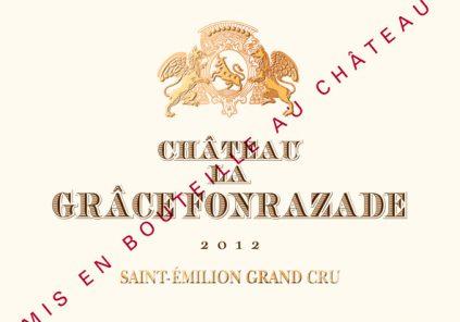 Château La Grâce Fonrazade