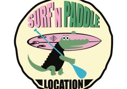 Surf'N Paddle