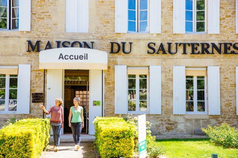 Maison du Sauternes – SAUTERNES – Sud-Gironde