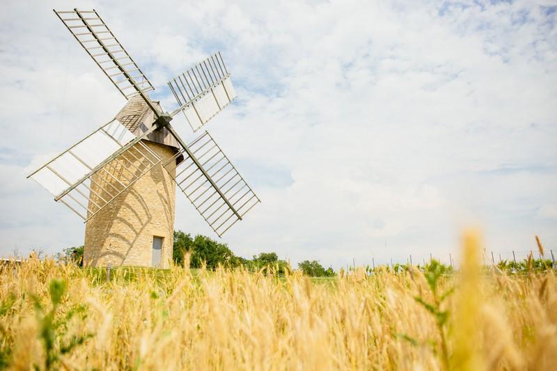 VERDELAIS – Moulin de Cussol – Sud-Gironde