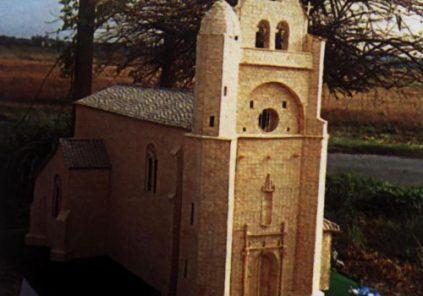 Musée d'artisanat et monuments en allumettes de Fontet
