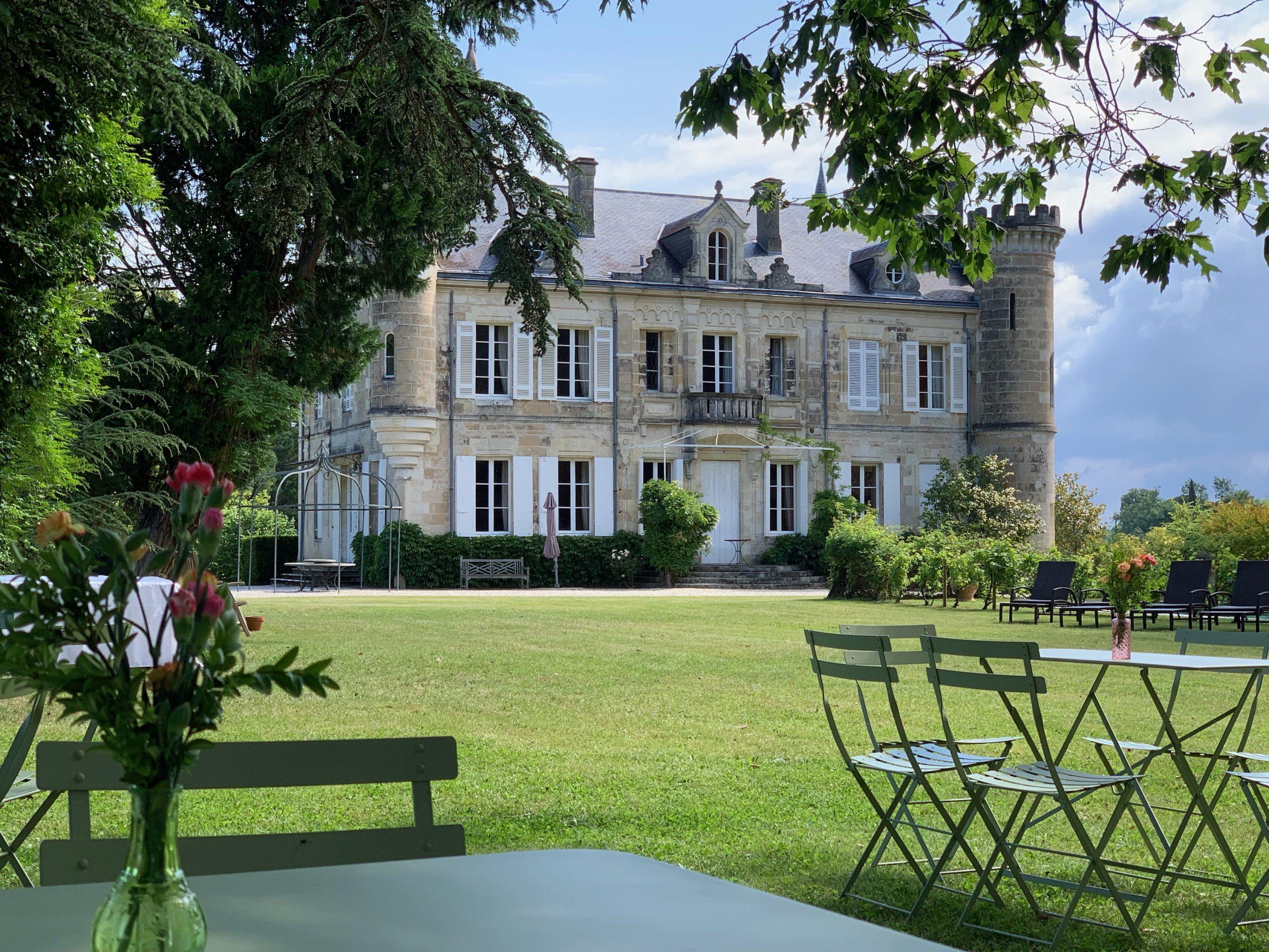 parc Château Haut-Bergey