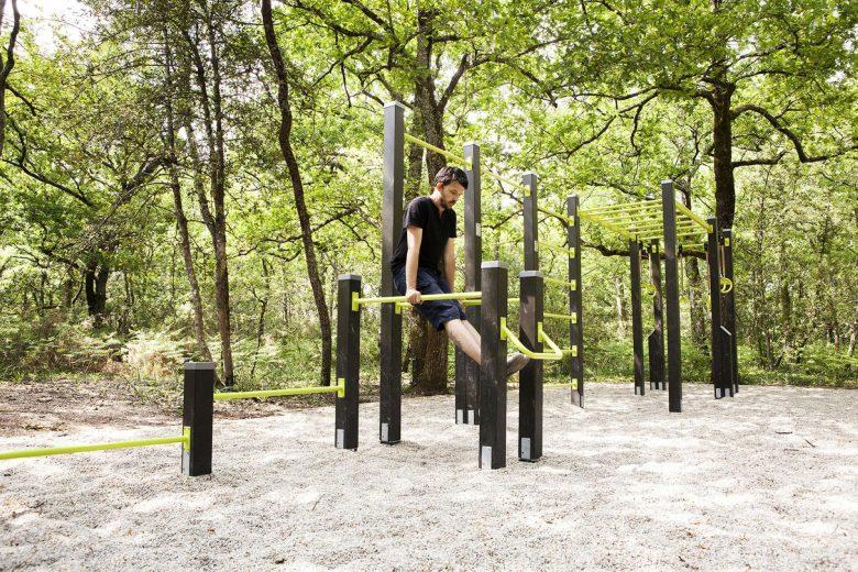 parcours fitness © S Monserant