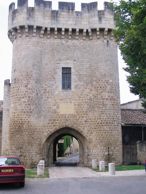 Destination Garonne, cité médiévale de Rions