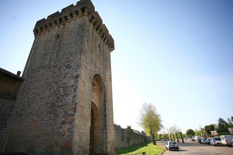 Destination Garonne, Bastide de Cadillac, la Porte de la Mer