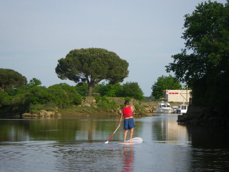 paddle – écoplaisance du delta