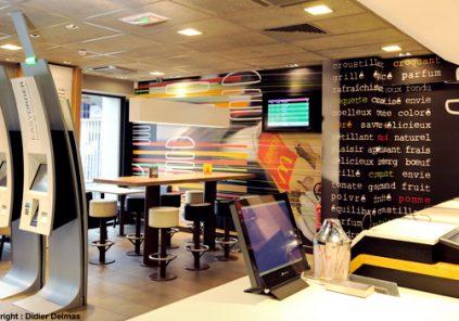 McDonald's Gare St Jean