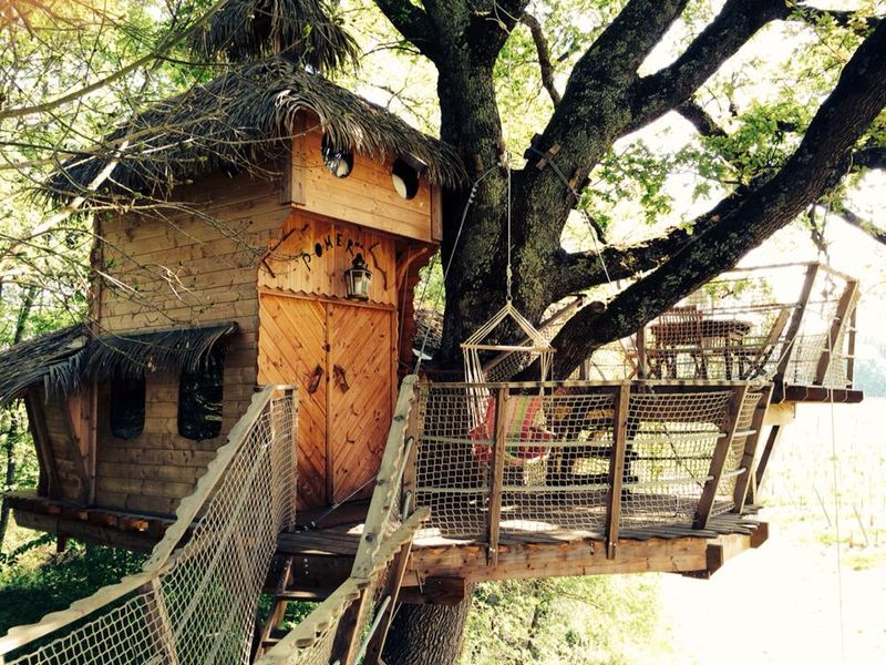 romaningue cabane