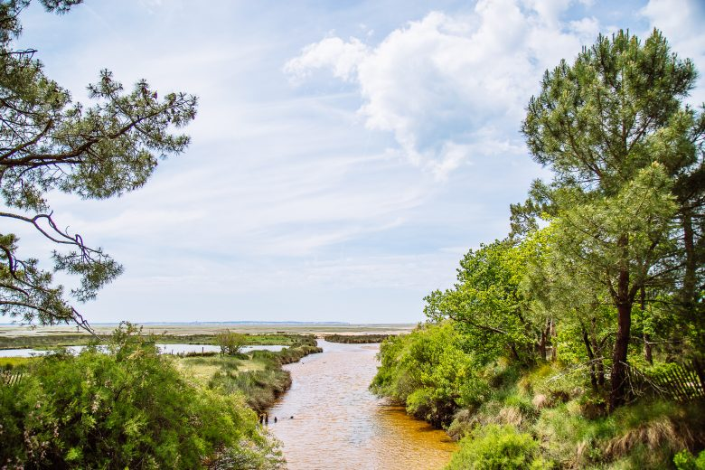 Site naturel de saint brice